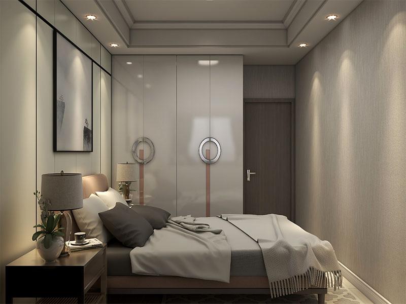 简约时尚卧房家具