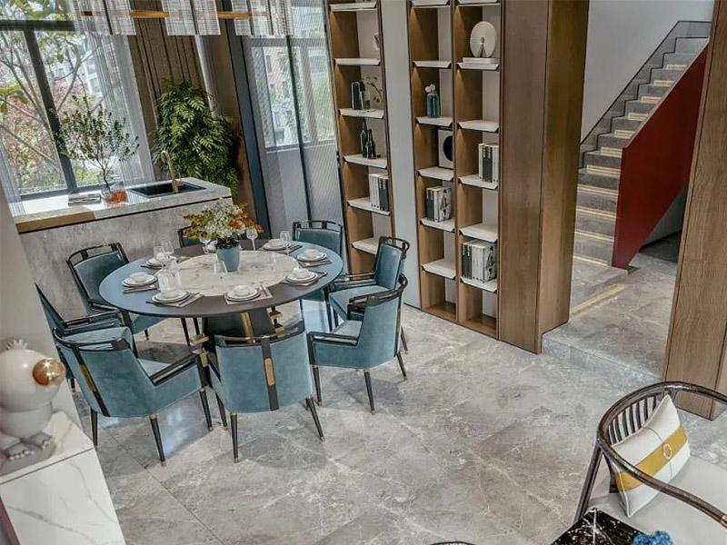 新中式餐厅家具系列