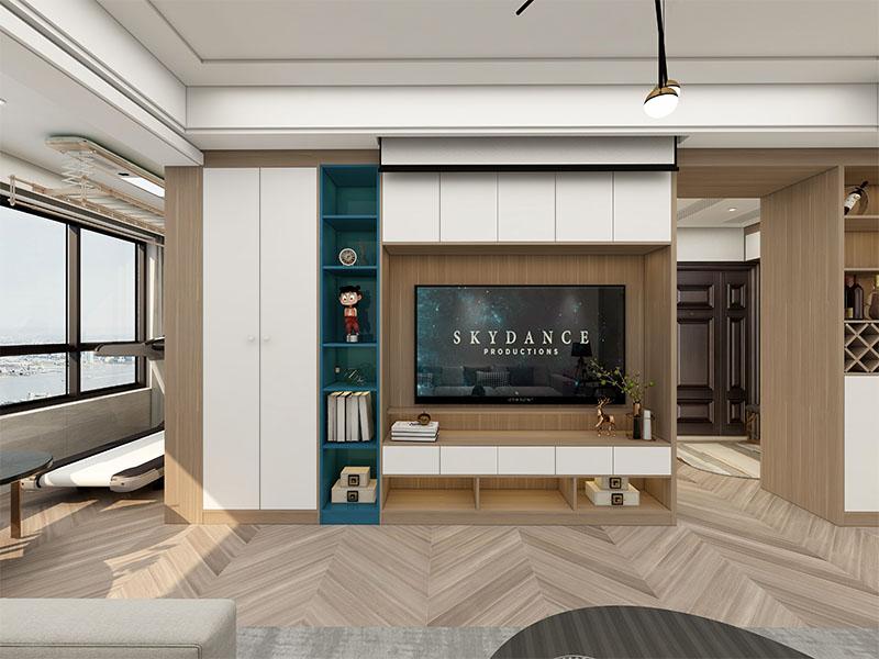 现代客厅家具
