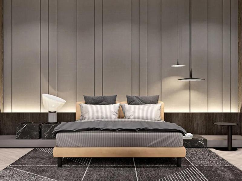 别墅卧室定制家具设计