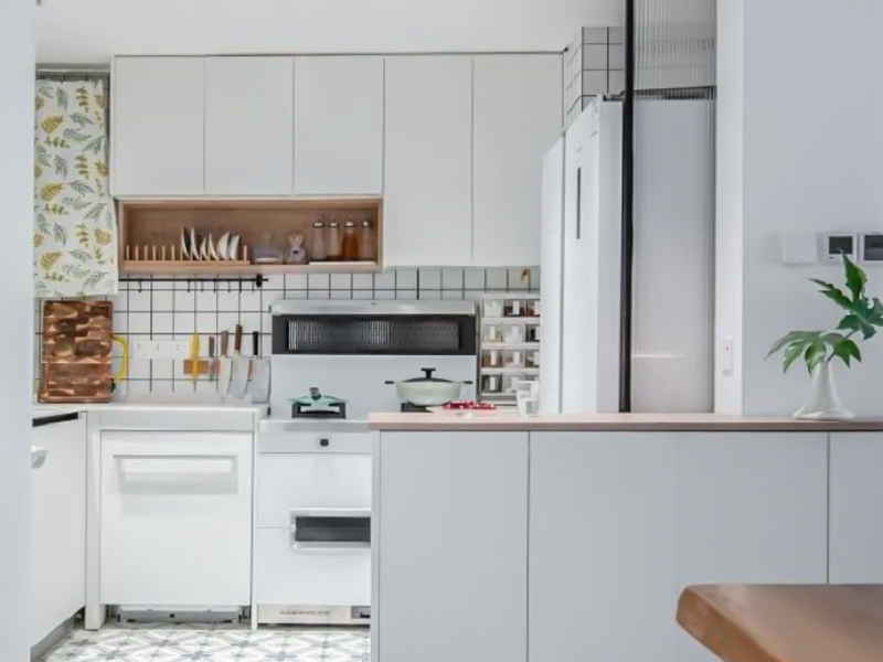 清新北欧厨房系列