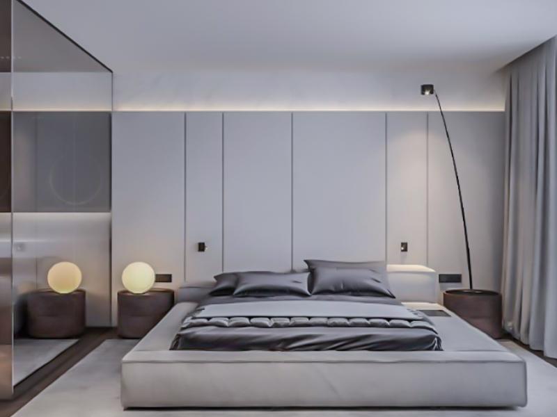现代简约卧室系列