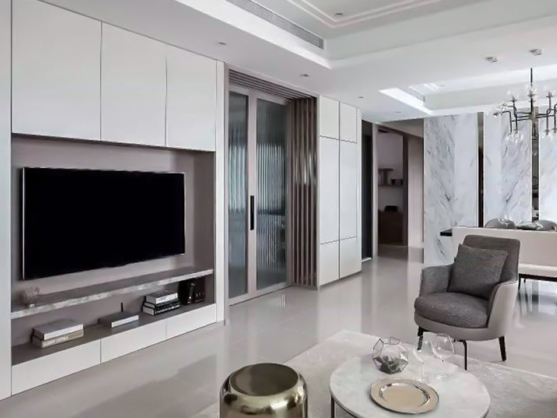 现代极简客厅系列