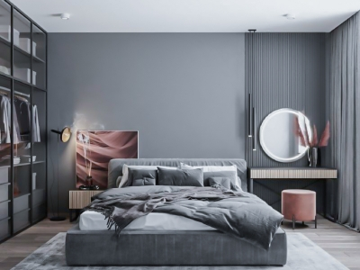 现代轻奢卧室系列