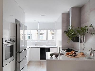 现代化敞开式厨房家具