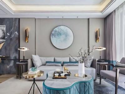 中式优雅客厅系列