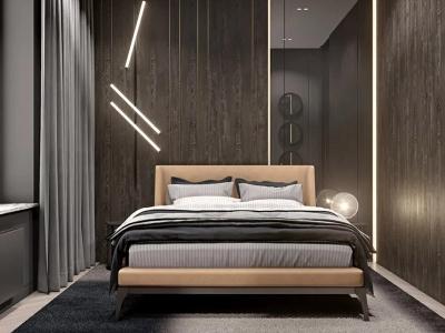 轻奢风格卧室家具