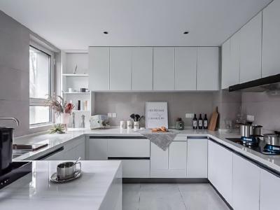 现代极简厨房系列