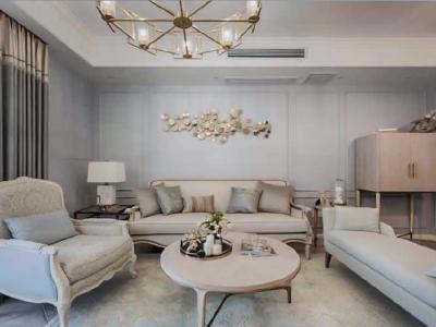 法式轻奢客厅系列