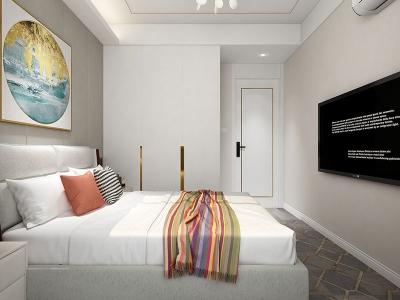 儿童房卧室家具定制方案