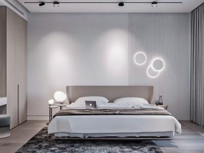 现代北欧卧室系列