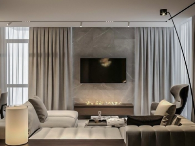 现代轻奢客厅系列